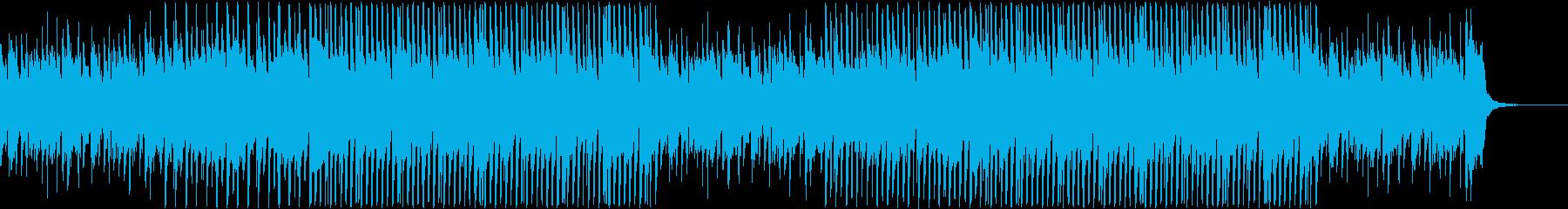 Ukulele Musicの再生済みの波形
