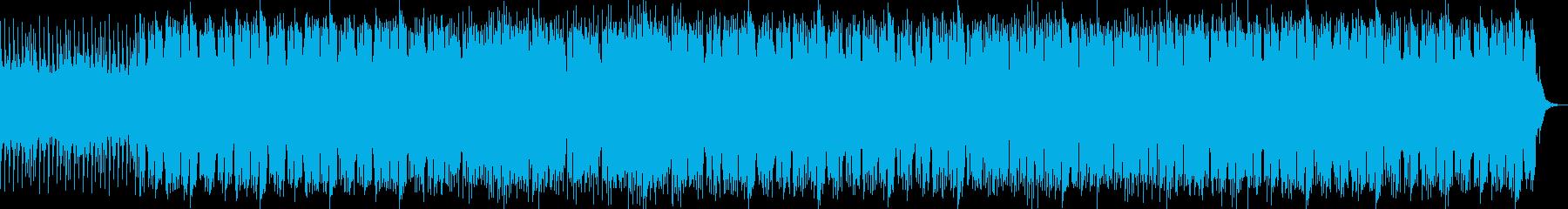 冷静になる。 2.57東洋のテーマ...の再生済みの波形