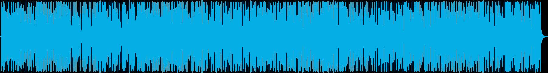 ダンシンボールルーム。チャチャチャ...の再生済みの波形