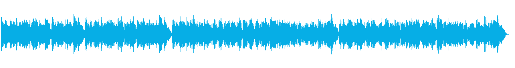 優美で荘重なチェンバロ バロック・高音質の再生済みの波形