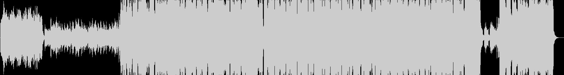 LONELY切ない歌謡曲サウンドの未再生の波形