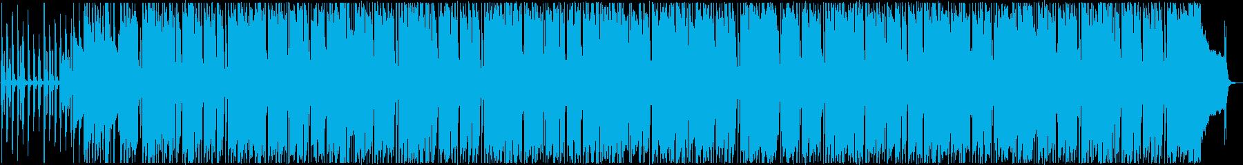 口笛×レゲエの再生済みの波形