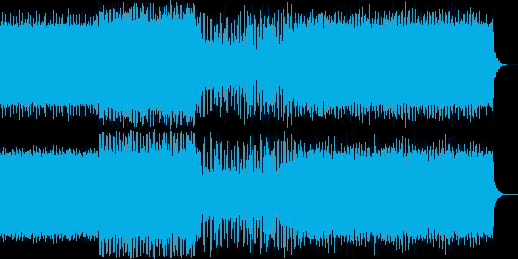 不協和音ボス系の曲<short仕様> …の再生済みの波形