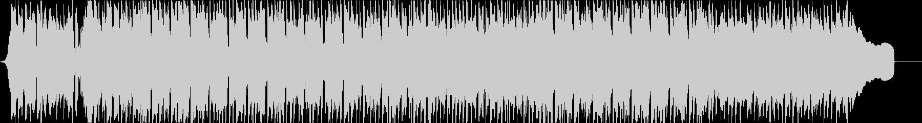 楽しいおしゃべりを演出するフォーク1フルの未再生の波形
