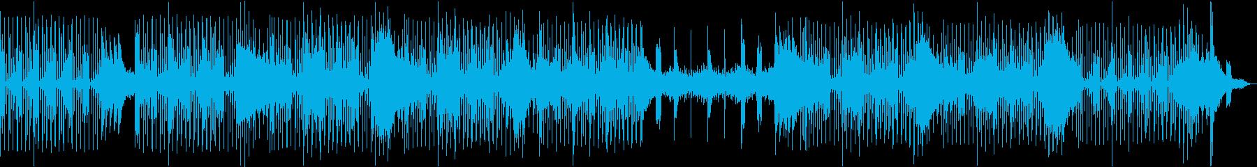 アンビエント サスペンス アクショ...の再生済みの波形
