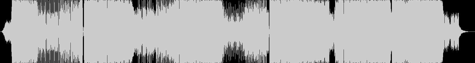 ユーフォリアの未再生の波形