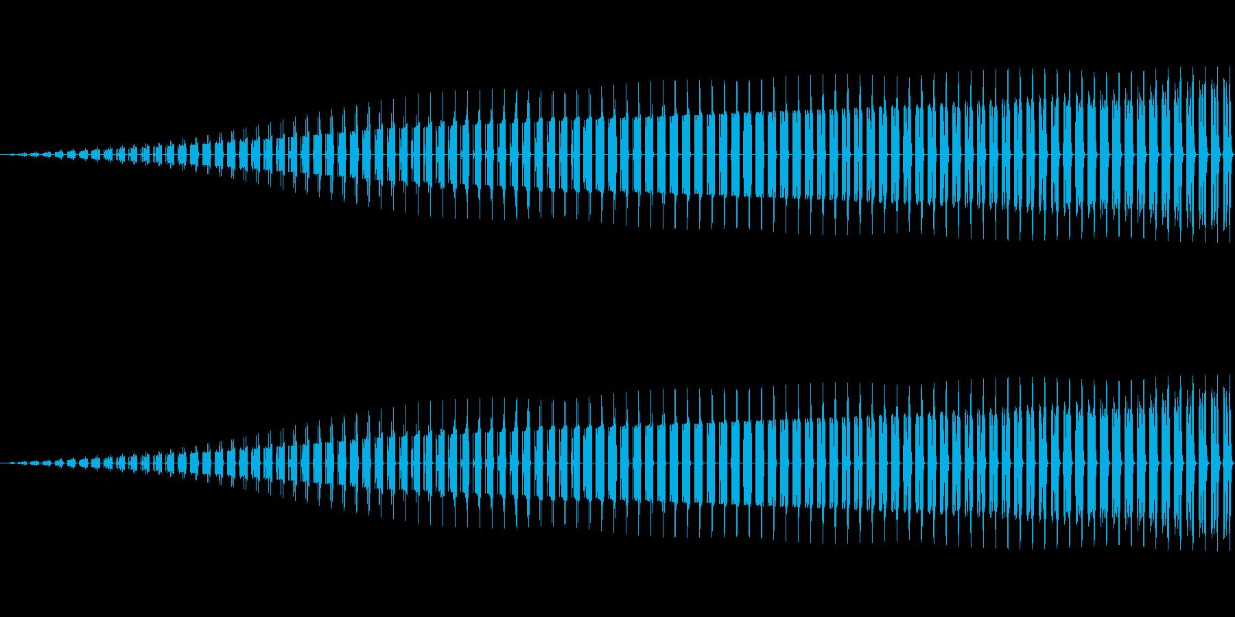 ブー(警告/危険/ワープ/8ビット/特殊の再生済みの波形