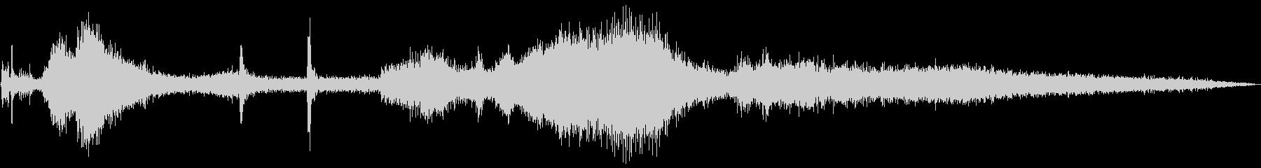 スクールバス:EXT:スタート、ギ...の未再生の波形