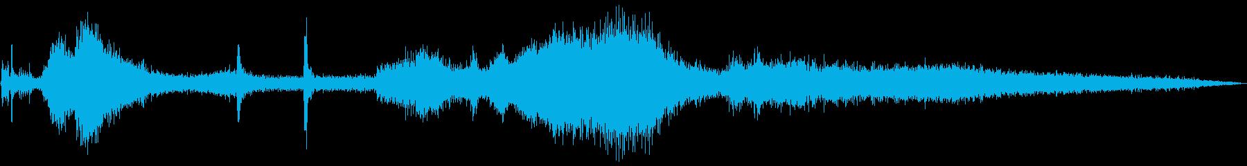 スクールバス:EXT:スタート、ギ...の再生済みの波形