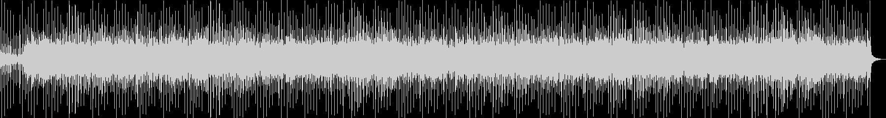 カントリー風スライドギターの未再生の波形