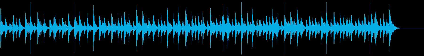 CM・ストンプ・クラップ・スタイリッシュの再生済みの波形