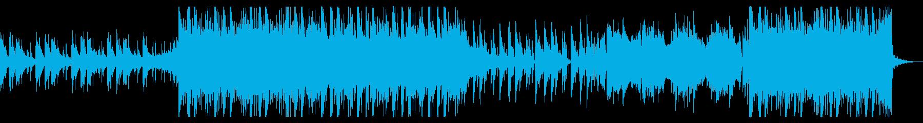 エモ・冷たい・ピアノ・洋楽・ヒップホップの再生済みの波形