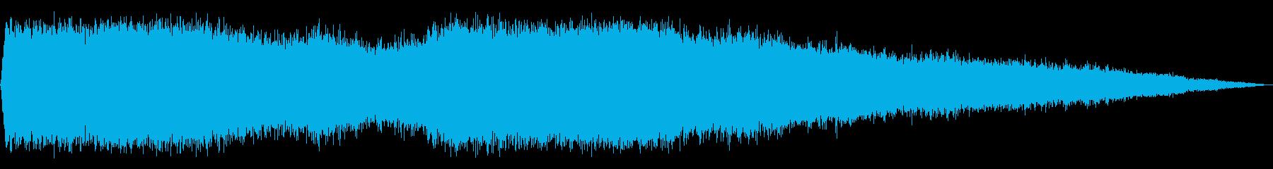 リアジェット55:EXT:TAXI...の再生済みの波形
