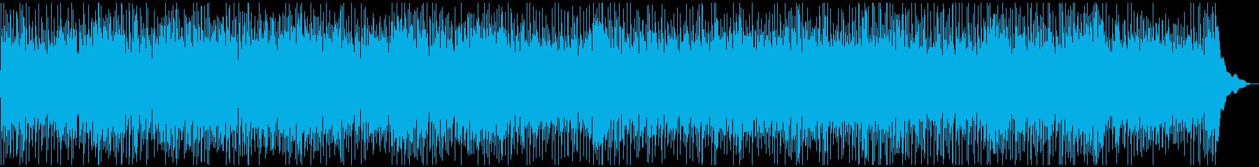 転がりおちるようなピアノロックンロールの再生済みの波形
