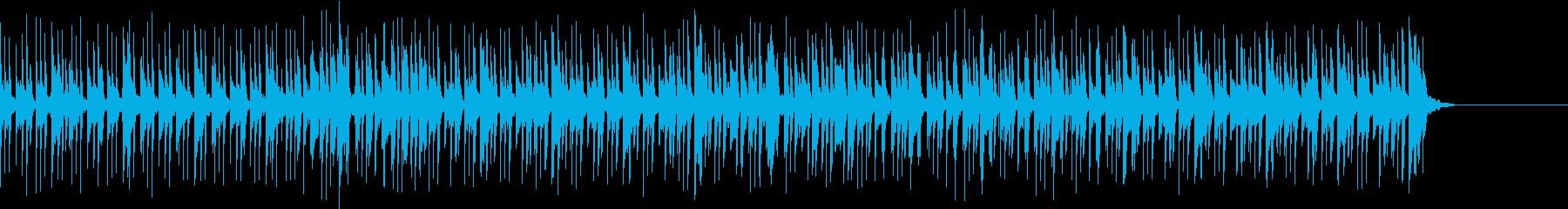 謎解き感/パズル/解説/考察 ポップスの再生済みの波形