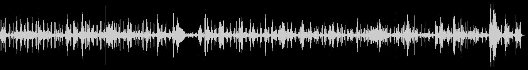 カフカ 海辺 ピアノの未再生の波形