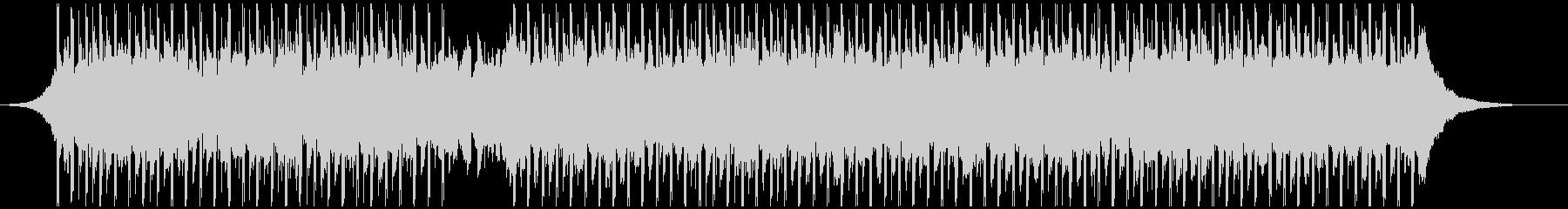 コーポレートスタートアップ(60秒)の未再生の波形