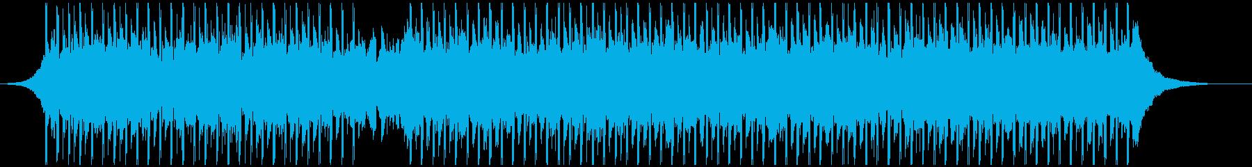 コーポレートスタートアップ(60秒)の再生済みの波形