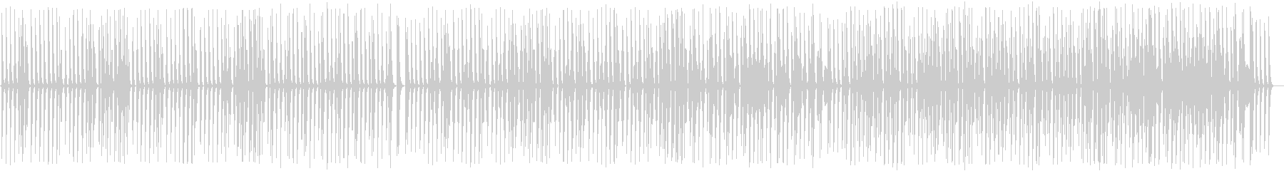 YouTube トイピアノ・おもちゃの未再生の波形