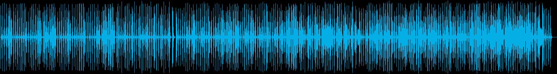 YouTube トイピアノ・おもちゃの再生済みの波形