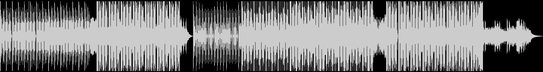 EDM、テンションアップの未再生の波形