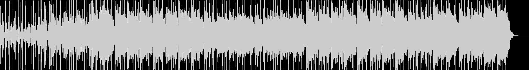 大人の雰囲気のシティファンクBGMの未再生の波形