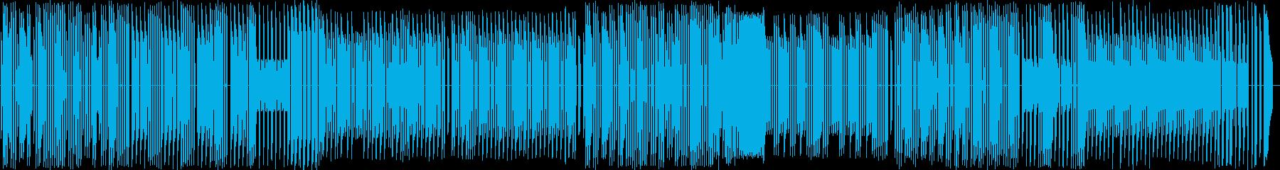 KANT  天国と地獄 8bitサウンドの再生済みの波形