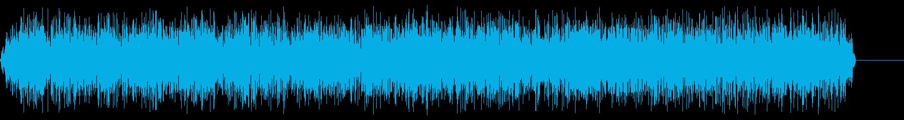 ダークズーム-Fx Musicの再生済みの波形