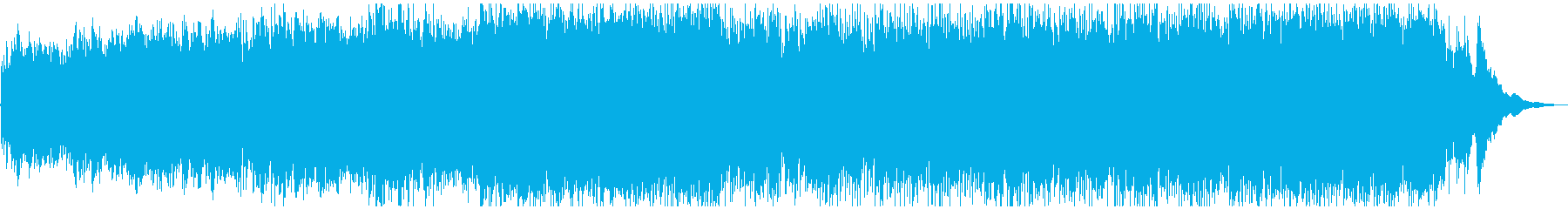 現代的 交響曲 室内楽 エレクトロ...の再生済みの波形