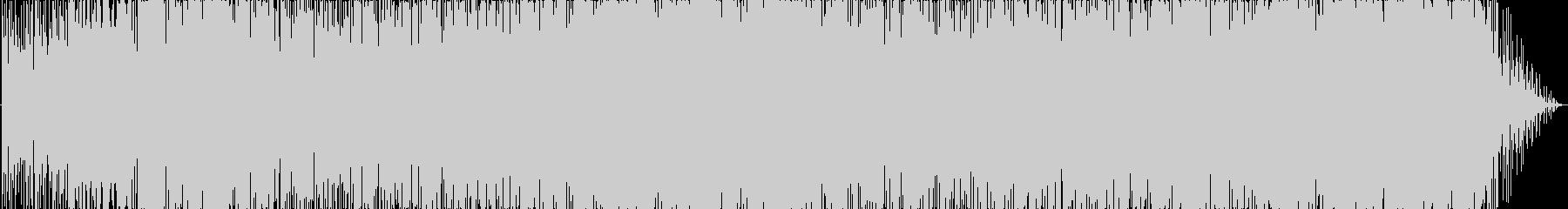 ジャズとフュージョン。マーカスミラーで。の未再生の波形