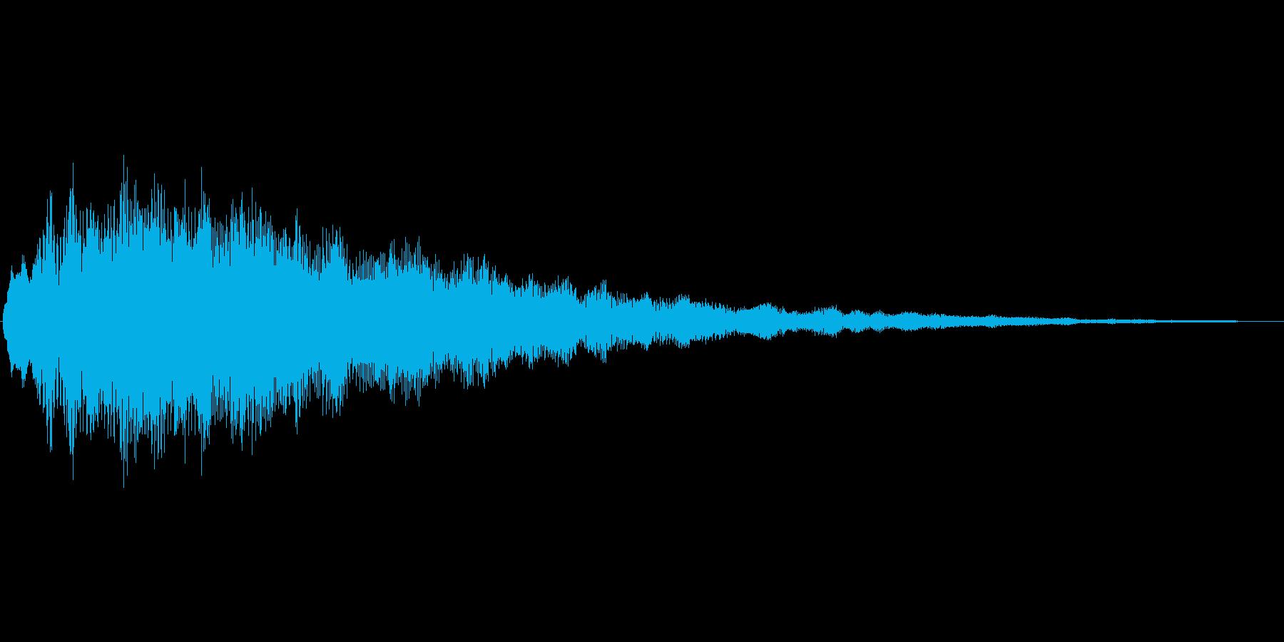 キラーーーン #53の再生済みの波形