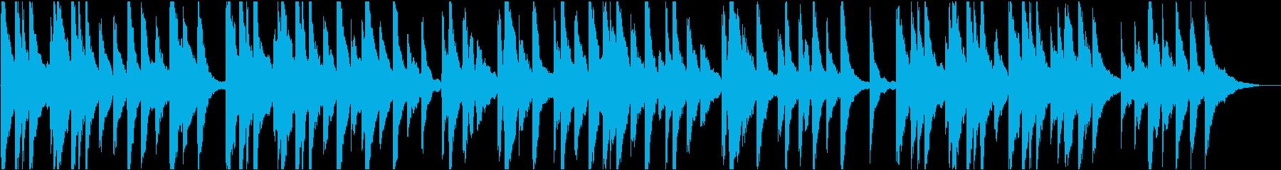 企業VP21 16bit48kHzVerの再生済みの波形