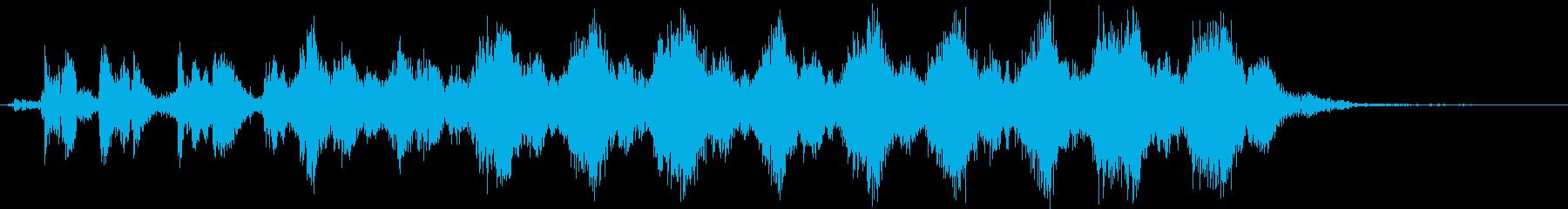 ランドローバーディスカバリーSuv...の再生済みの波形