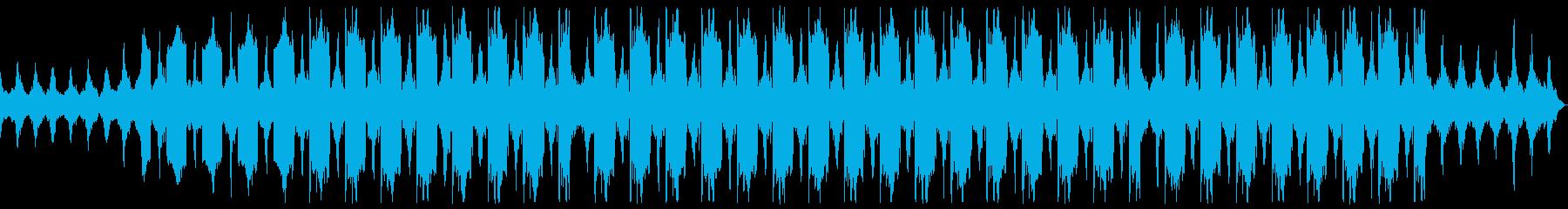 NY/UK Drill系ビートの再生済みの波形