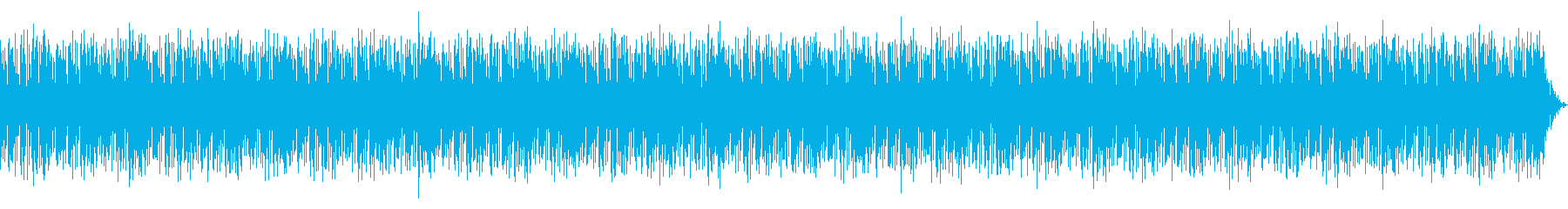 YouTube キャンプ・アウトドア動画の再生済みの波形
