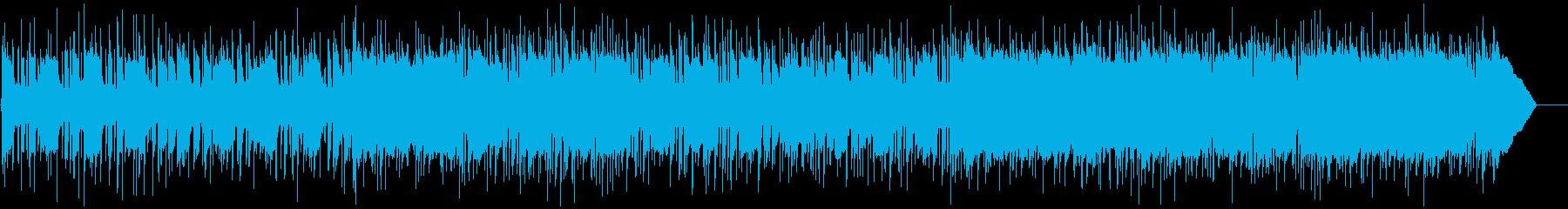 ポップロック研究所ポジティブな冒険...の再生済みの波形