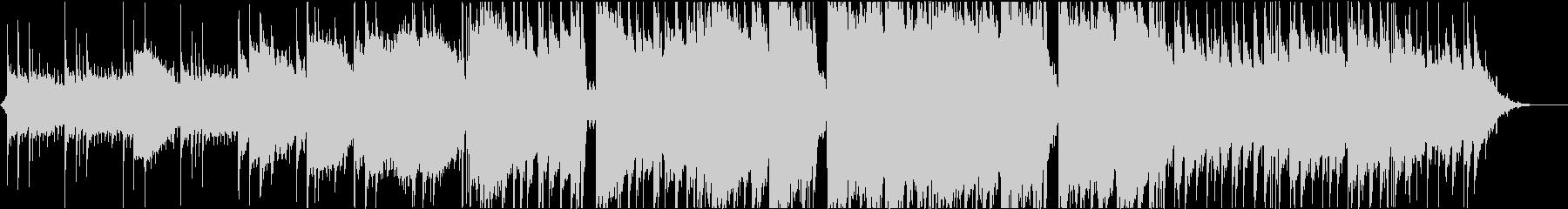 クールな映像音楽/トラベル/ドローンの未再生の波形
