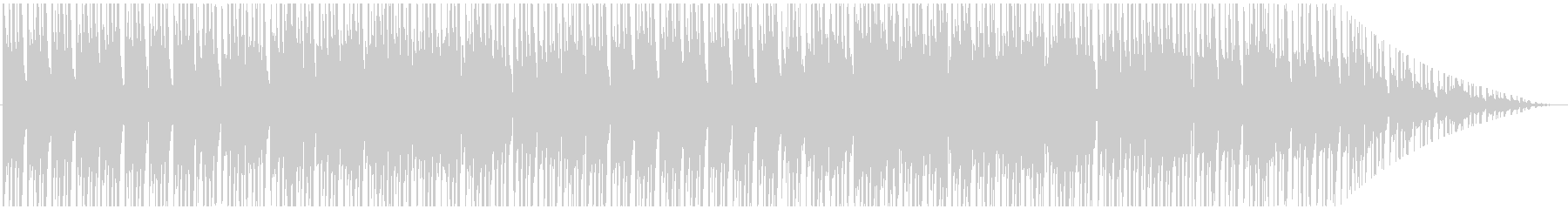 ファンク ドラマチック ピアノ 弦...の未再生の波形