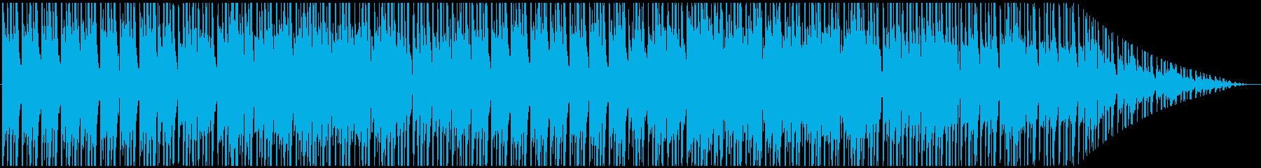ファンク ドラマチック ピアノ 弦...の再生済みの波形