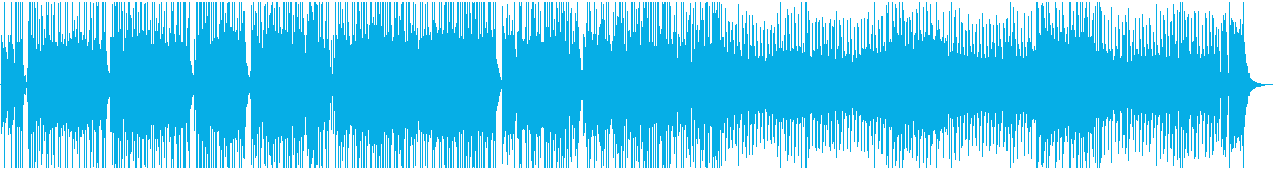 ツイスト、ロック、スカ、ハッピー、...の再生済みの波形