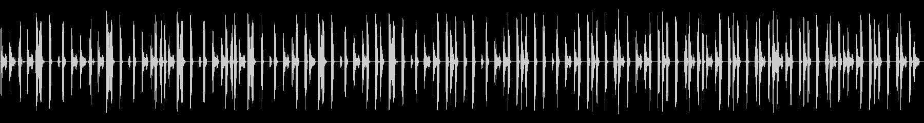 ビッグマウスパーカッションバリエー...の未再生の波形