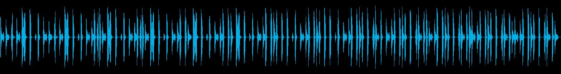 ビッグマウスパーカッションバリエー...の再生済みの波形