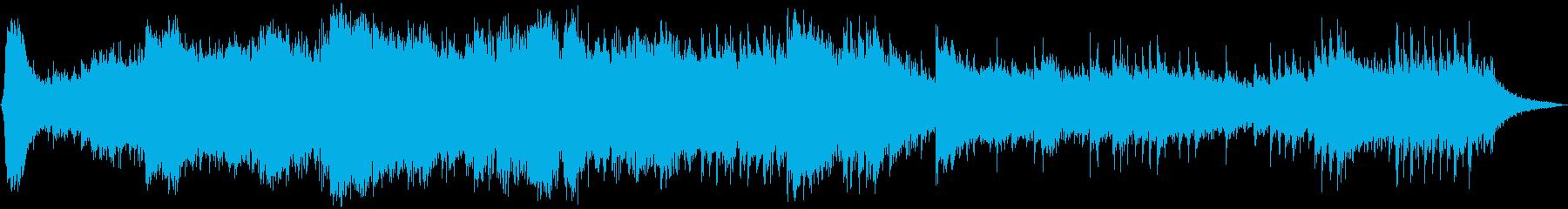 クリーピングハープドローン、SCI...の再生済みの波形