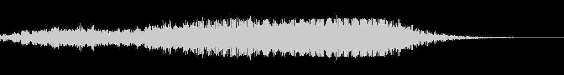 エンジェル・クワイア2の未再生の波形