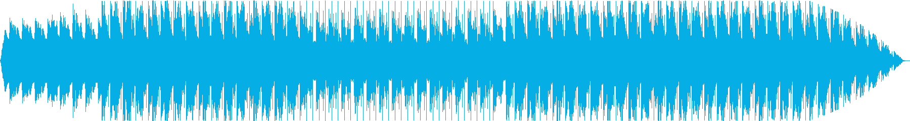 VLOG向けの暖かいギターのローファイの再生済みの波形