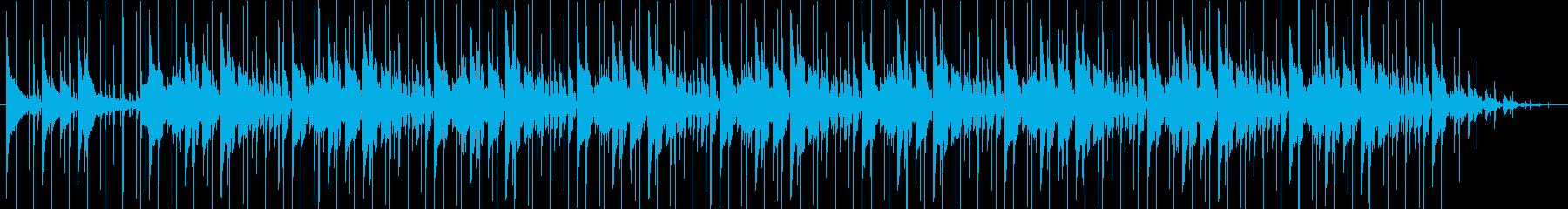 悲しげ/Chill/lo-fi/ギターの再生済みの波形