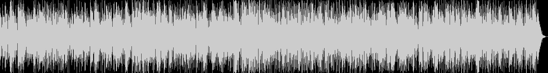 トランペットのゆったりジャズバラードの未再生の波形