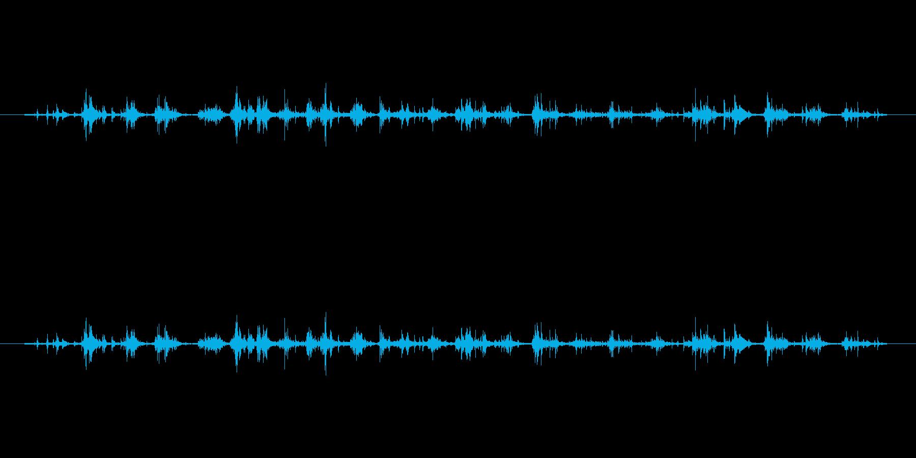 【筆箱02-8(振る)】の再生済みの波形