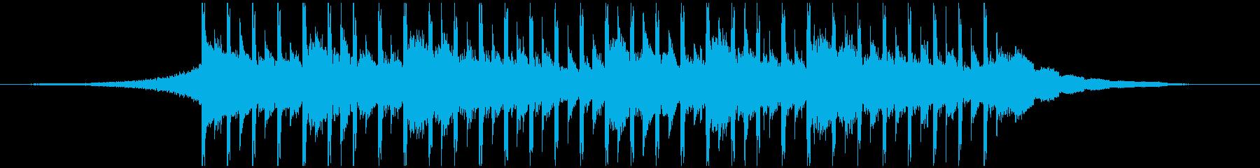 ビジネステクノロジー(ショート2)の再生済みの波形
