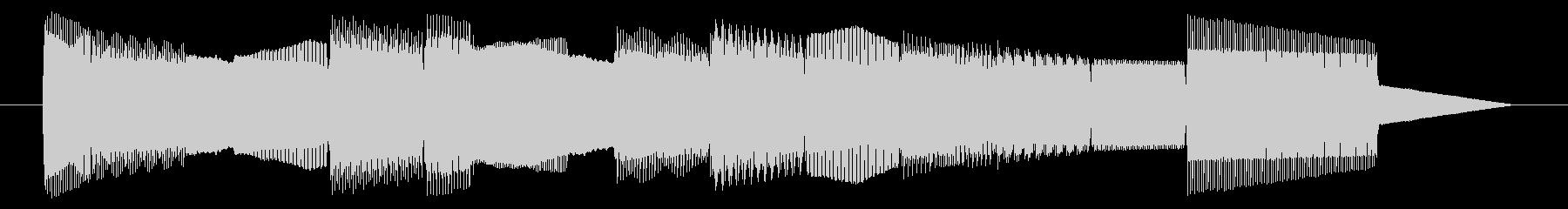 NES アクションB04-2(クリア1)の未再生の波形